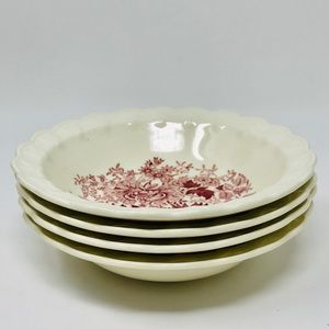 "TAYLOR SMITH TAYLOR TransferWare 5"" Berry Bowls"